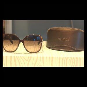 Authentic Gucci Sunglasses (model GG 3187/S)